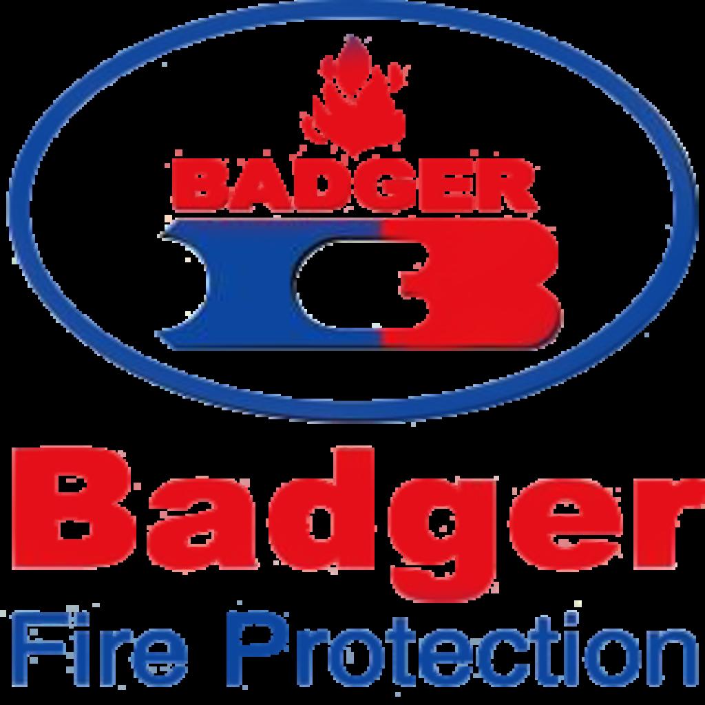 badger fire extinguisher logo