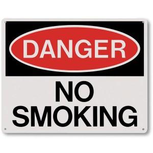 no smoking sign2